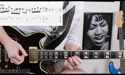 Funk Lead Guitar-Using Chromaticism in Your Lines