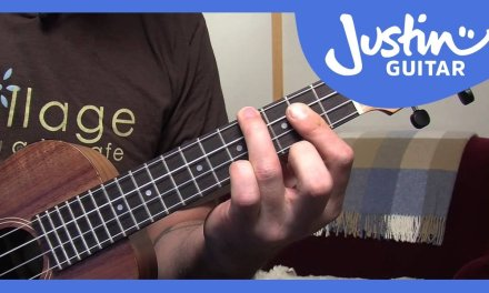 Ukulele Lesson 11 – Movable Chord Shape 1 – JustinGuitar – Guitar Lesson [UK-011]