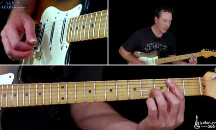Bitter Sweet Symphony Guitar Lesson – The Verve