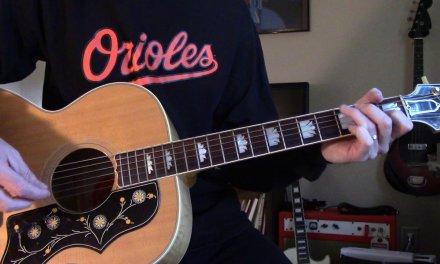 Guitar Man (Lesson) – Bread