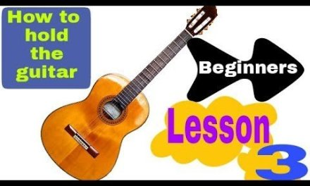 Basic Guitar lesson 3 rd  For biginners (In HIndI)