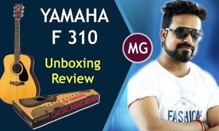 Yamaha F310 Guitar – Unboxing & Review || Musical Guruji