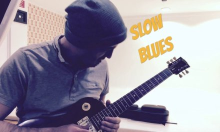 Blues Guitar Lessons and Videos. Guitar Solo Improvisation. Slow Blues in G. Gibson Les Paul 89