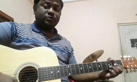 Guitar lesson CHU KAR MERE MAAN KO (CHORDS)
