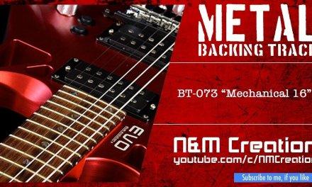 Groovy Nu Metal Backing Track in Dm (Drop D) #1