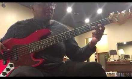 Bass Guitar Lesson: 2 Modal Bass Grooves