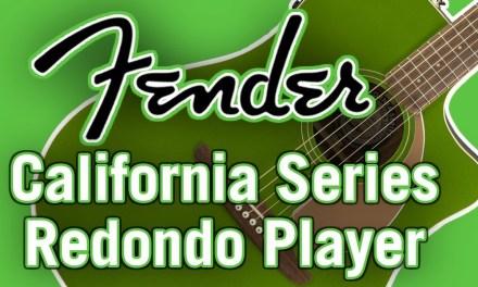 Fender California Series Redondo Player Review & Demo