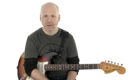 Blues Rhythm Guitar Lesson – Blue Ball Shuffle Overview – Oz Noy