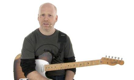 Blues Rhythm Guitar Lesson – Middle Rhythm Overview – Oz Noy