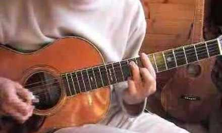 Blues in the key of E Lesson – Thumpin' the Blues –  part 2