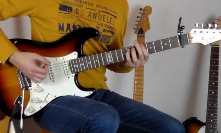 Tom Petty – Free Fallin' (Guitar Tutorial)