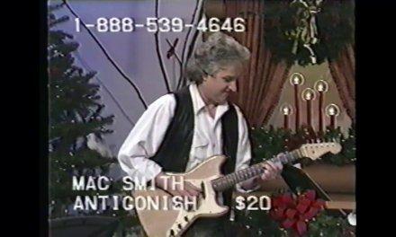Christmas Daddies Houseband – Blues Guitar Summit (1997)