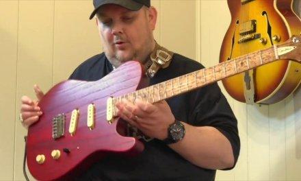 Franklin Guitar Lounge Episode 1 with Johnny Hiland
