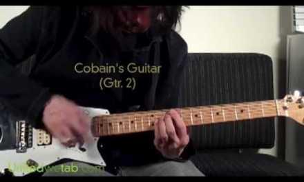 Nirvana – Breed Guitar Cover