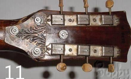 50 Extreme guitar repairs (part 1)