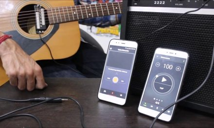 Connect Phone & Guitar TO ur AMPLIFIER – Easy Way – hindi lesson guitar