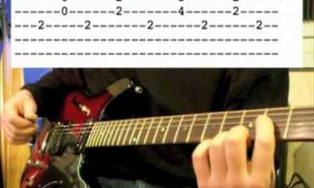 Blues Guitar Riff Lesson – Beginner Blues
