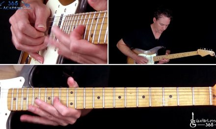 The Jimi Hendrix Experience – Foxy Lady Guitar Lesson