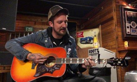 Frank Turner – Blackout (Guitar lesson from Frank)