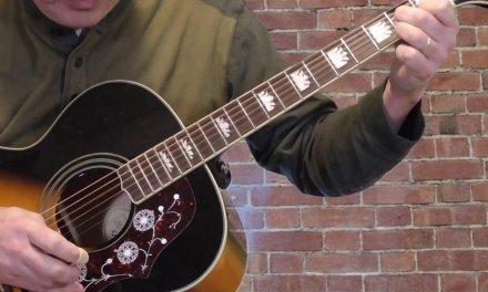 Reverend Gary Davis Guitar Lesson   Cinncinati Flow Rag REVISED Part 1