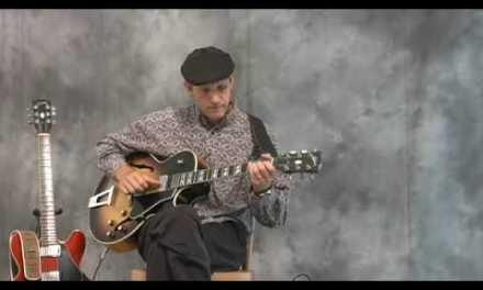 blues guitar lesson solo – 2/3