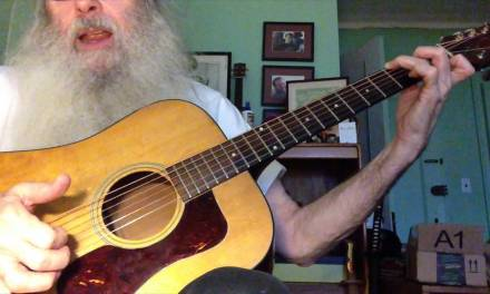 Messiahsez Gives A Spike Driver Blues Guitar lesson Lesson In Standard Tuning.
