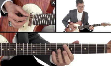 Soloing Strategy #10: Employ Flash Breakdown – Guitar Lesson – Jon Herington