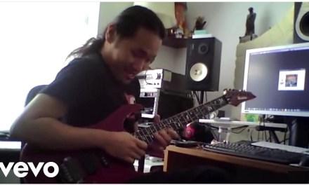 DragonForce – Herman Li Quick Improvised Guitar Solo