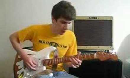 Blues Guitar Lesson – Playing Custom Blues Licks Part One