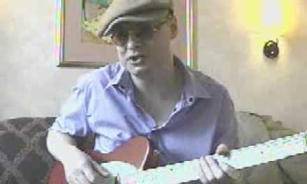 A Guitar Lesson with Andy Partridge Part 1 – XTC