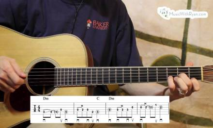 Shady Grove – Free Guitar Lesson w/ Video and Tabs!