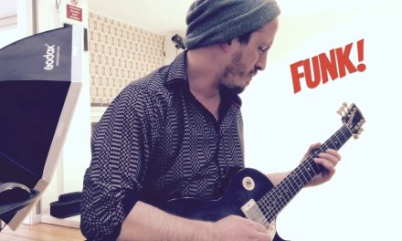 Blues Guitar Lessons and videos. Funk Guitar Solo Improvisation. Gibson Les Paul 89
