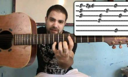 Tutorial: Harry Potter Movie Theme – Fingerstyle Guitar w/ TAB (aka Hedwig's Theme)