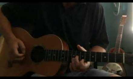 """Moving to Biruibi Beach"" – Blues Guitar Lesson"