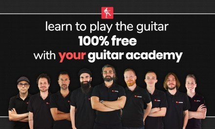 Learn To Play Guitar Online For Free – Guitar Lessons for Beginners, Intermediate & Advanced