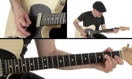 Heart Beat Like a Hammer (Peter Green) Guitar Lesson – Performance – Jeff McErlain