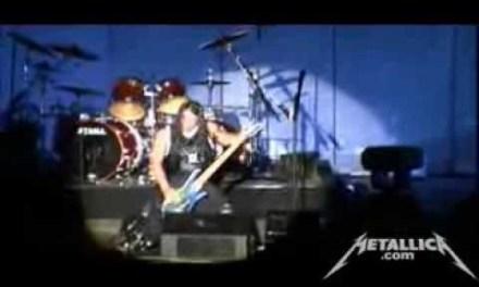 Metallica: Sad But True (MetOnTour – Barcelona, Spain – 2009)