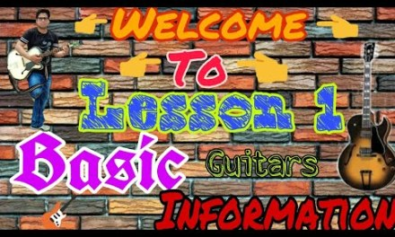 Lesson 1 Basic Information Of Guitar (In Hindi)