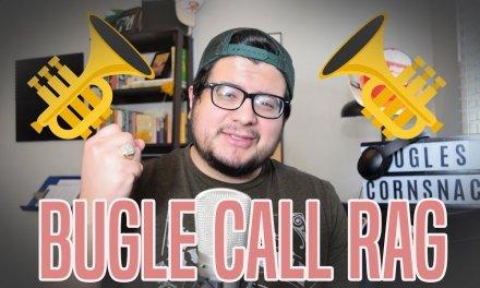 Learning Bugle Call Rag Like Tony Rice – Bluegrass Guitar Lesson