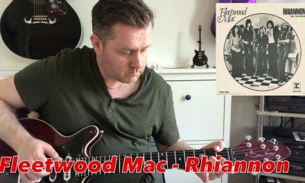 Easy Guitar Lesson – Rhiannon – Fleetwood Mac (Guitar Tab)