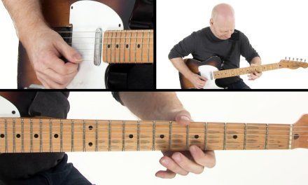Blues Soloing Guitar Lesson – Ice Man Improvised Solo – Oz Noy
