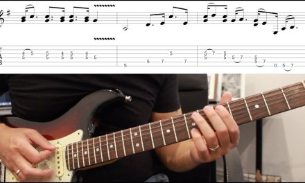 How to play 'Little Wing' by Jimi Hendrix Guitar Lesson w/tabs pt1 (Intro)