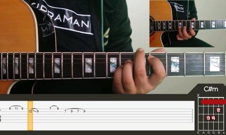 Al James – Palamig Ka Muna McDo [CHORDS] Guitar Tutorial with (TABS on SCREEN)