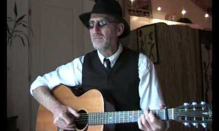 Jim Bruce Blues Guitar – Driftin' (Cover) – Eric Clapton Style