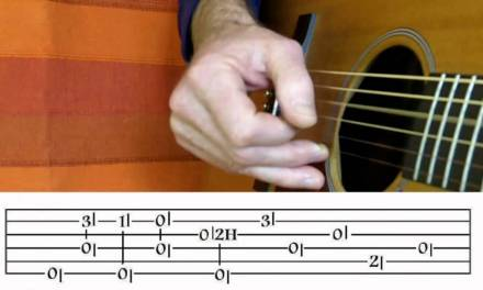 Guitar Lesson – 'Metro' by Jim Bruce