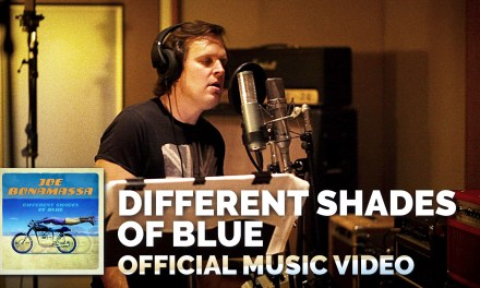 "Joe Bonamassa – ""Different Shades Of Blue"" – Official Music Video"