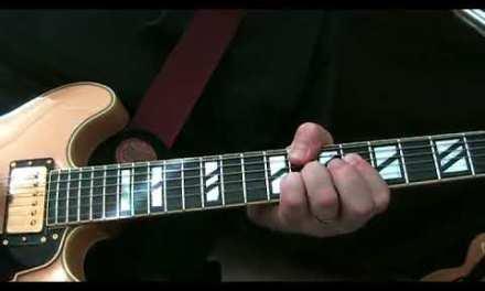Stella By Starlight – Jazz Guitar Lesson 3