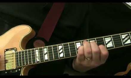 Stella By Starlight – Jazz Guitar Lesson 2