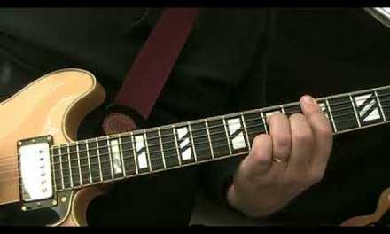 Stella By Starlight – Jazz Guitar Lesson 1