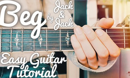 Beg Jack and Jack Guitar Lesson for Beginners // Beg Guitar Tutorial // Lesson #426